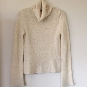 Cream J Crew sweater.